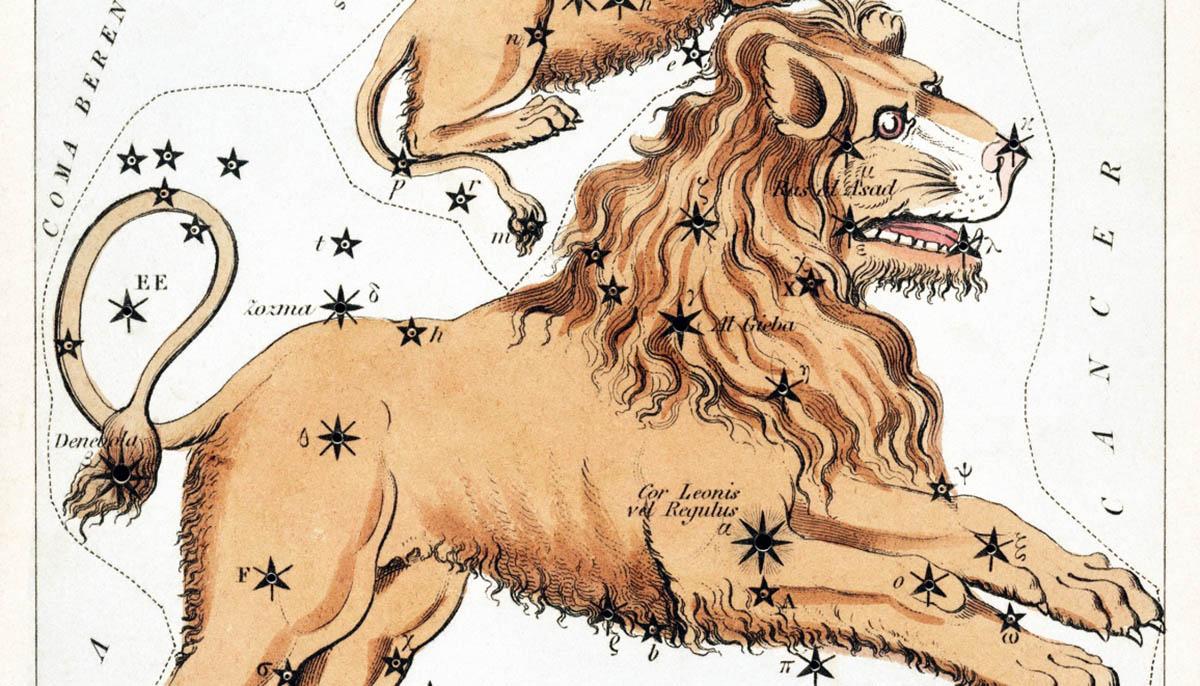 eigenschappen sterrenbeeld leeuw