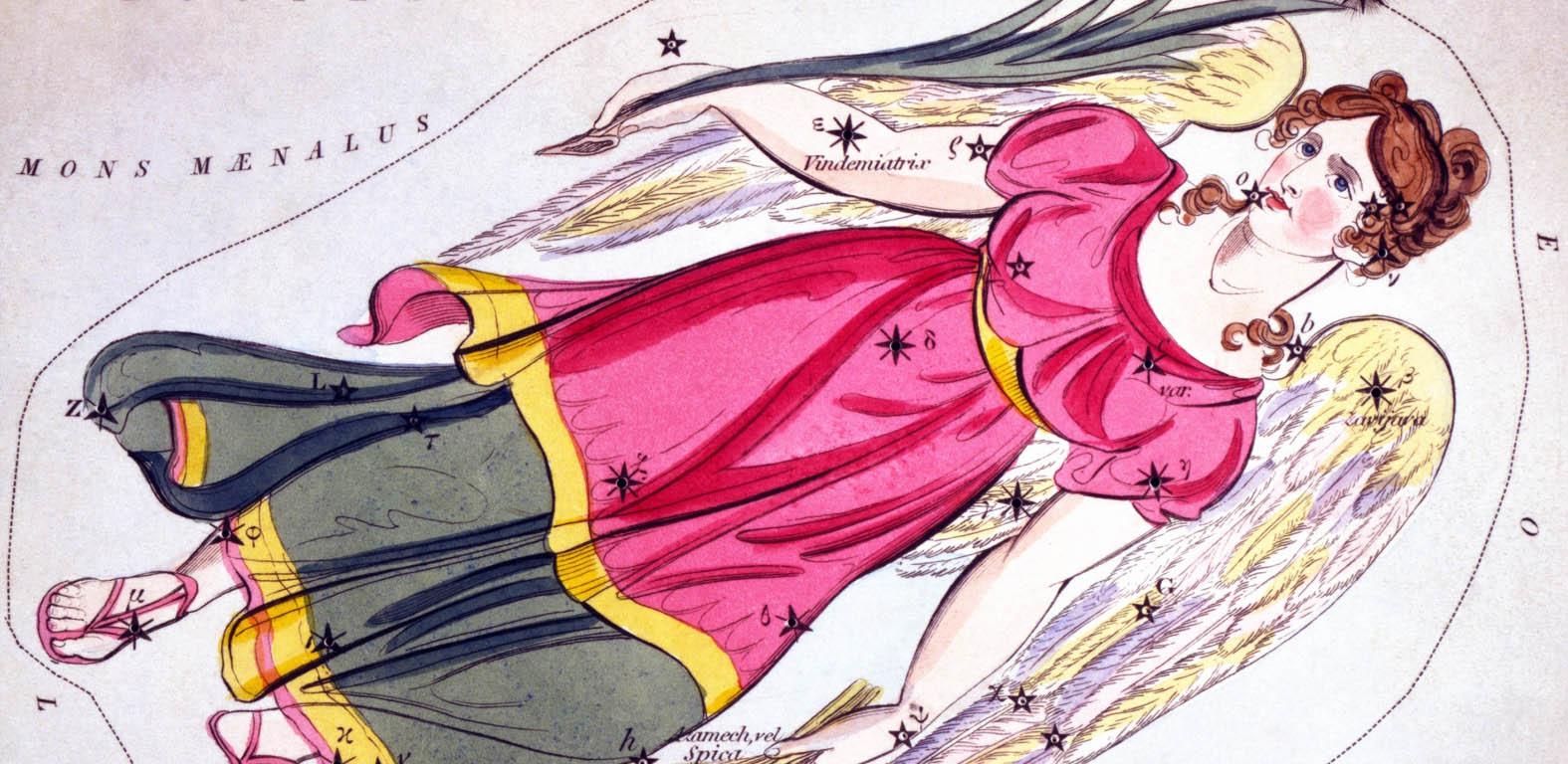 eigenschappen sterrenbeeld maagd en welke edelstenen passen bij het sterrenbeeld maagd